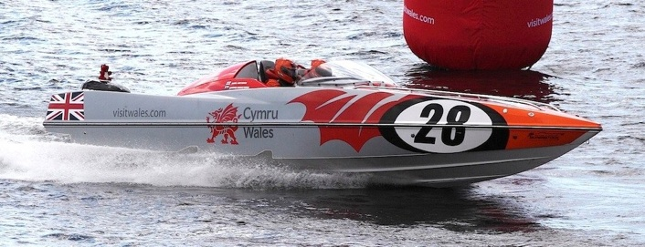P1 Powerboats Cardiff