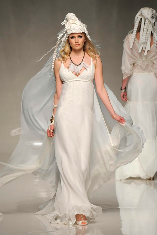 Josephine design style name by Victoria kyriakides 2013 Bridal fashion