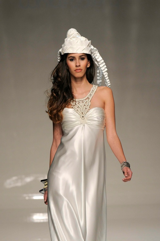 Jewel design style name by Victoria kyriakides 2013 Bridal fashion